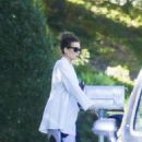 Kate Beckinsale – Goes to a painting class in Westwood