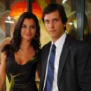 Aline Moraes and Vladimir Brichta