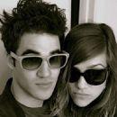 Mia Swier and Darren Criss - 453 x 636