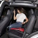 Victoria Beckham – Arrived to the Chateau Marmont Hotel in West Hollywood - 454 x 473