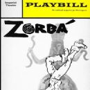 Zorba Original 1968 Broadway Cast Starring Hershel Bernardi - 454 x 685