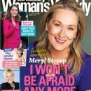 Meryl Streep - Woman's Weekly Magazine Cover [New Zealand] (29 January 2018)
