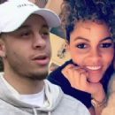 Seth Curry and Callie Rivers