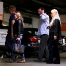 Jessica Simpson – Shopping at Barneys New York in Beverly Hills - 454 x 303