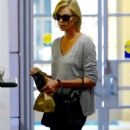 Charlize Theron – Leaving the doctors office in Beverly Hills
