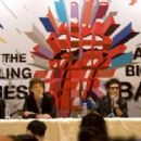 The Rolling Stones attends a press conference on April 7, 2006 in Shanghai, China. The Rolling Stones will hold their first-ever concert in mainland China on April 8 at the 8,500-seat Shanghai Grand Stage - 454 x 286