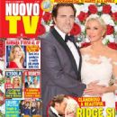 Katherine Kelly Lang, Thorsten Kaye - Nuovo TV Magazine Cover [Italy] (3 April 2018)