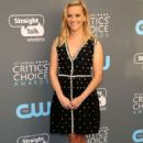Reese Witherspoon – Critics' Choice Awards 2018 in Santa Monica - 454 x 682
