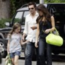 Kate Beckinsale - Brentwood Candids, 14.09.2008.