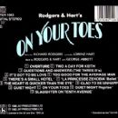 On Your Toes Original 1983 Broadway Revivel Cast. Rodgers and Hart - 454 x 354