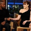 "Michelle Monaghan Drops By ""The Tonight Show"""