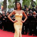 Izabel Goulart Closing Ceremony and Le Glace Et Le Ciel Premiere In Cannes