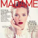 Scarlett Johansson Madame Magazine May 2015