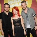 Paramore's Night at the 2011 CMT Music Awards - 454 x 726