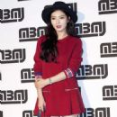 Kim Hyuna Marc Jacobs 2014 Fashion Show Event In Seoul