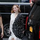 Jessica Chastain – 'Woman Walks Ahead' Special Screening in NY