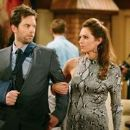 Michael Muhney and Laura Stone