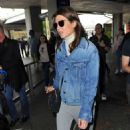 Charlotte Casiraghi – Arriving at Nice Airport - 454 x 681