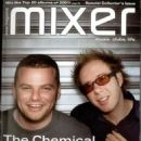The Chemical Brothers - Mixer Magazine Cover [Canada] (January 2002)