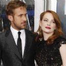 Ryan Gosling and Emma Stone - 454 x 252