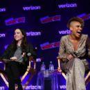 Ellen Page – Netflix & Chills Panel at 2018 New York Comic Con - 454 x 303
