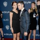 Nick and Olivia - InStyle and Warner Bros. 71st Annual Golden Globe Awards Post-Party in Beverly Hills (January 12)