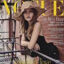 Lily Rose Depp – Vogue Australia Magazine (February 2019) - 454 x 524