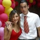 Aaron Diaz and Sherlyn