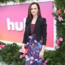 Alexis Bledel – Hulu Upfront Brunch in New York City - 454 x 679