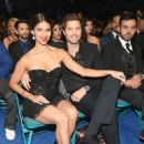 Roselyn Sanchez and Eric Winter- Latin Grammy Awards 2014 - 452 x 594