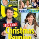 Ben Affleck - US Weekly Magazine Cover [United States] (4 January 2016)