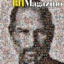 Steve Jobs - Vimagazino Magazine Cover [Greece] (4 September 2011)