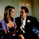Bridgette Wilson and French Stewart in Love Stinks