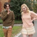 Elle Fanning – 'A Rainy Day in New York' Stills 2019