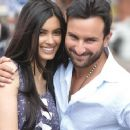 Saif Ali Khan and Diana Penty