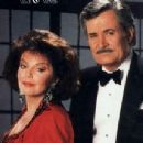 Susan Seaforth Hayes and John Aniston