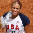 Jennie Finch on Day 4 of the Olympics