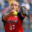 Jennie Finch at the 2008 Olympics in Beijing - daty 8