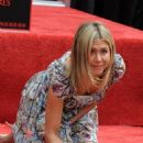 Jennifer Aniston's Hollywood Hand/Footprint Ceremony