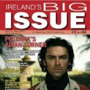 Aidan Turner - The Big Issue Magazine Cover [Ireland] (15 April 2015)