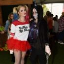 Michelle Trachtenberg – GOOD + Foundation's 3rd Annual Halloween Bash in Culver City - 454 x 682