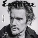 Ethan Hawke - Esquire Magazine Cover [Russia] (May 2014)