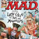 Lady Gaga - MAD Magazine Cover [Brazil] (April 2010)