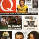 Roland Orzabal, Curt Smith - Q Magazine Cover [United Kingdom] (September 1989)
