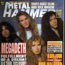 Dave Mustaine, Marty Friedman, Nick Menza & Dave Ellefson - 454 x 615