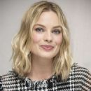Margot Robbie – Goodbye Christopher Robin Press Conference in London