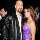 B-Real and Carmen Electra At The 1996 MTV Movie Awards - 226 x 340
