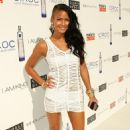 Cassie - Annual White Party, Beverly Hills - 04.07.2009