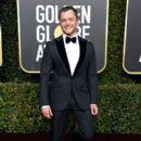 Taron Egerton At The 76th Golden Globe Awards - Arrivals (2019) - 400 x 600