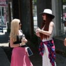Heidi Montag seen filming their new reality show in Beverly Hills, California on July 28, 2015 - 399 x 600